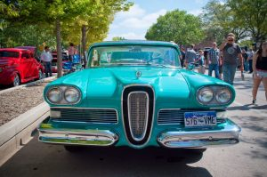 Ford Classic Edsel - Named after Henry Ford's Son