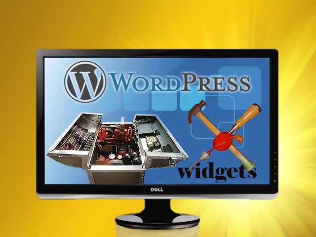 Flashy Promo WordPress Widget