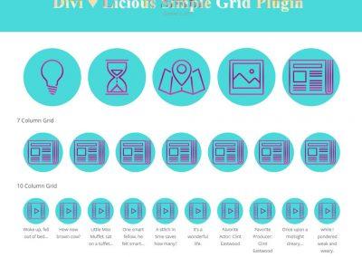 Simple Grid Plugin
