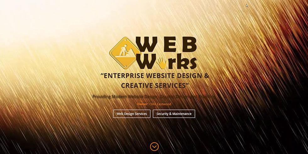 Web Works Home Alternate 1
