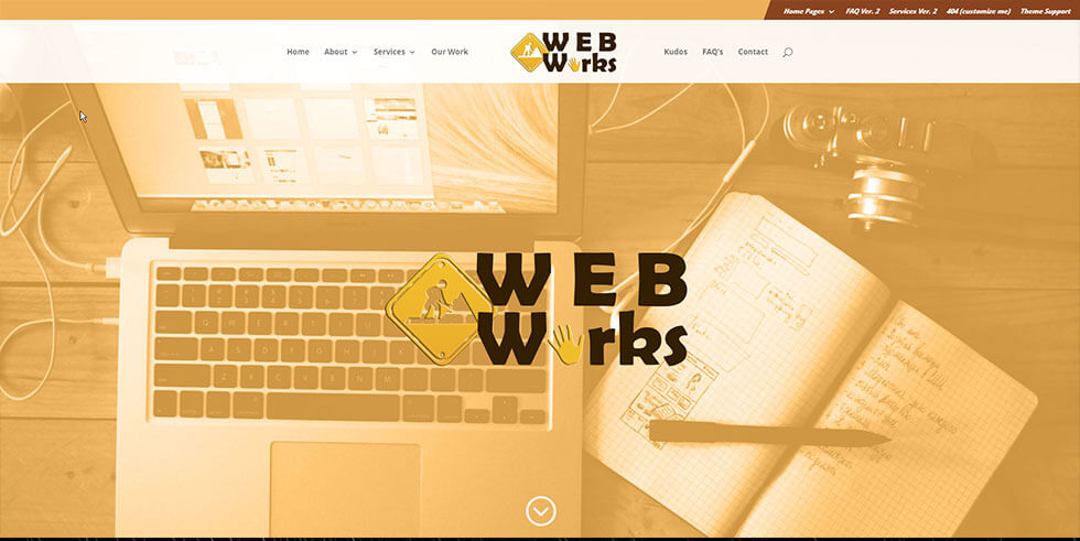 Web Works Home Alternate 2